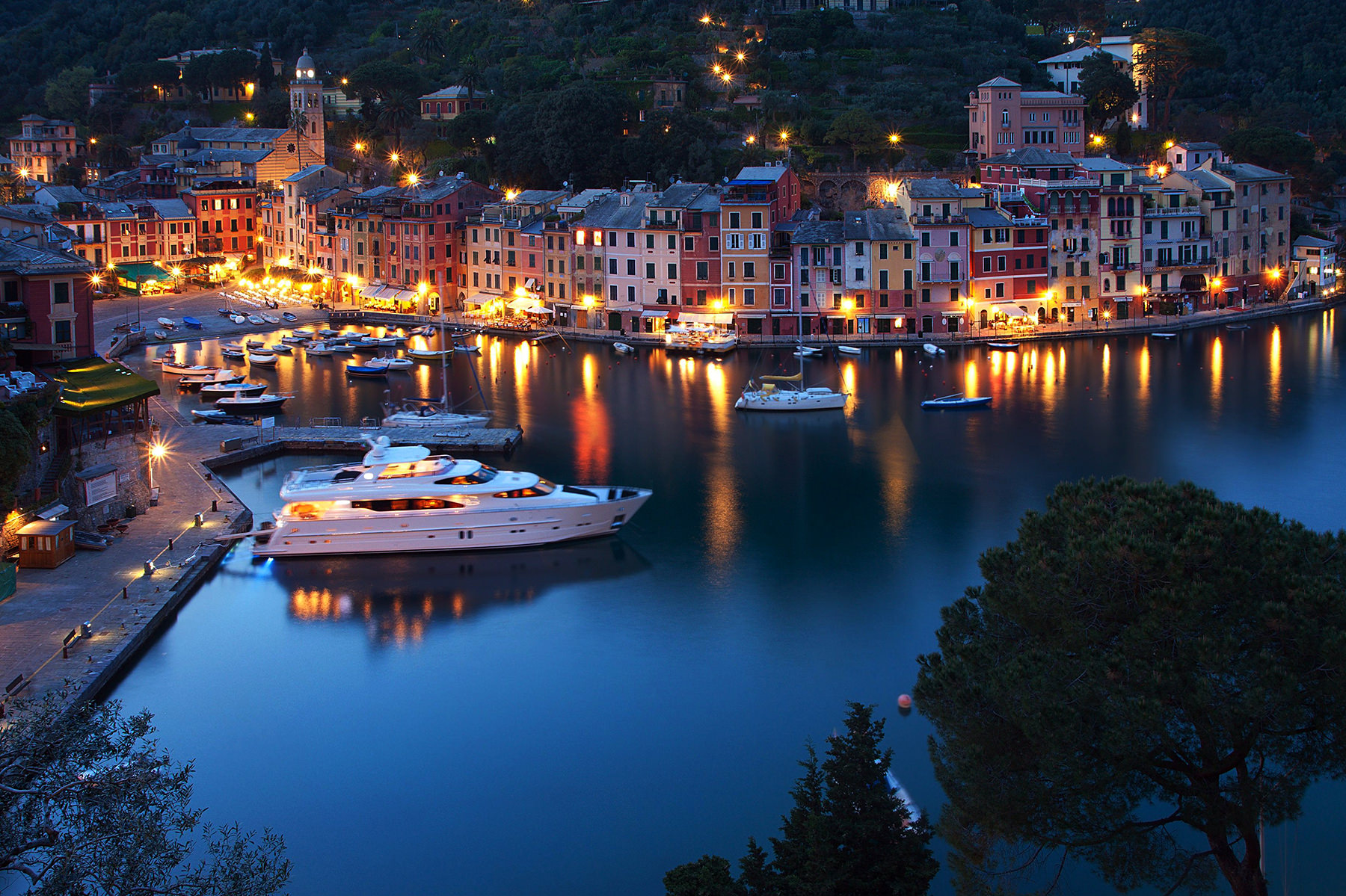 Portofino Harbour 2